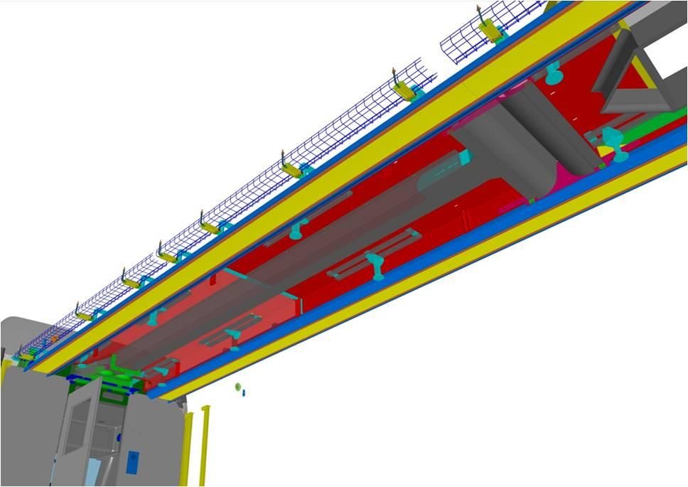 Progettazione impianti hvac argos engineering s r l - Canalizzazione aria condizionata ...