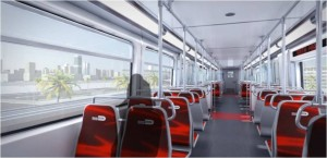 Video Animation Metro Miami - Interno