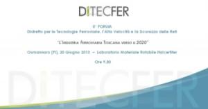 2° Forum DITECFER