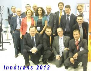 DITECFER at Innotrans 2012