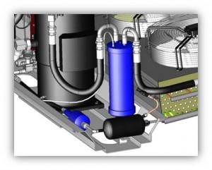Tram Sirio Athens - HVAC System Detail
