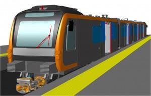 Metro Genova - Ansaldobreda