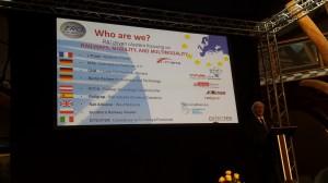 3rd Forum DITECFER - Intervention of J. Verrier ERCI