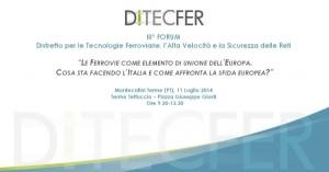 3rd Forum DITECFER