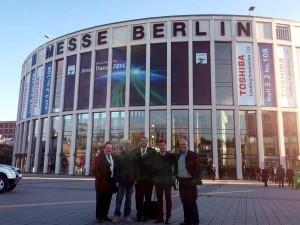 Innotrans 2014 Berlino