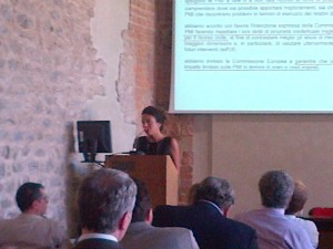 Dott.ssa Veronica Elena Bocci - Coordinatore DITECFER